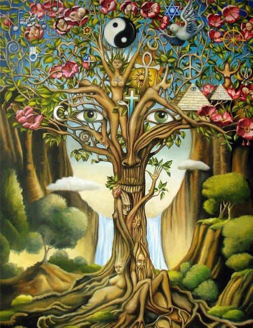 Art hippie et psychédélique - Page 4 Tumblr_mbltq2eu3t1reyke5o1_500
