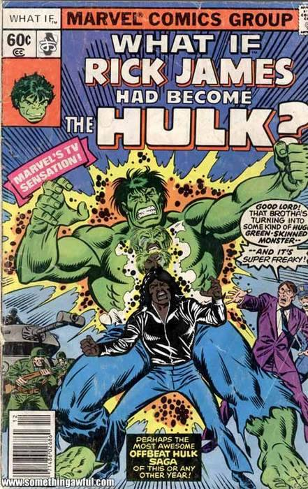 "redcloud:  yhf:  adulthoodisokay:  mundo-mutante:  I´m The Hulk bitch!!!! DARKNESS!!!  I would read this.  ""CHARLIE MURPHY!!"" End of story.  Gamma radiation is a helluva drug.  What did the five fingers say to the face? SMASH!"
