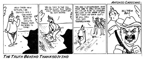 What the first Thanksgiving was really like.