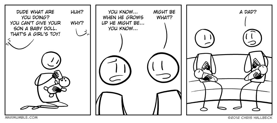 (via Maximumble - #480 – Dolled)