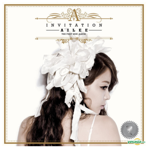 mochiizilla:  Ailee's 1st mini album: Invitation tracklist  1. I'll show you2. Into the Storm (feat. Verbal Jint)3. The evening sky4. Know My Love (feat. Swing)5. Shut up (feat.Simon D)6. Heaven
