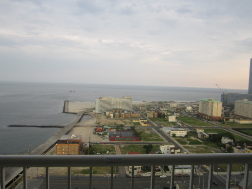 That time I went to Atlantic City this past summer with my sister