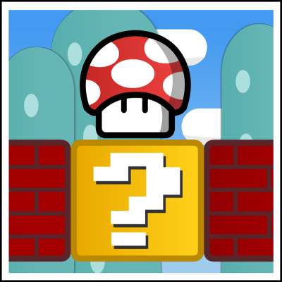 it8bit:  Super Mario World Vector Art Created by Mike K.