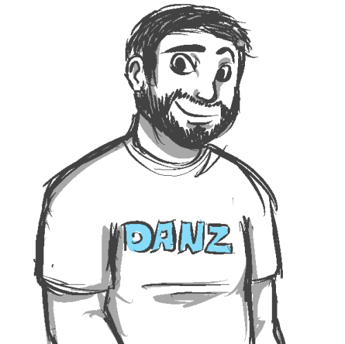 pr0spekt:  i've never drawn a creature before, so i decided to draw dan! he's such a sweetie and he's one of my fav creatures c: