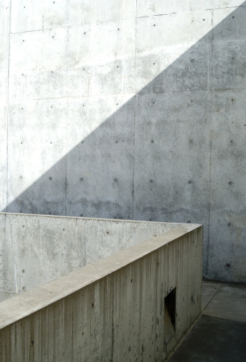 Cement Angles in the Sun: Death Star. UC Davis, 10-05-12.
