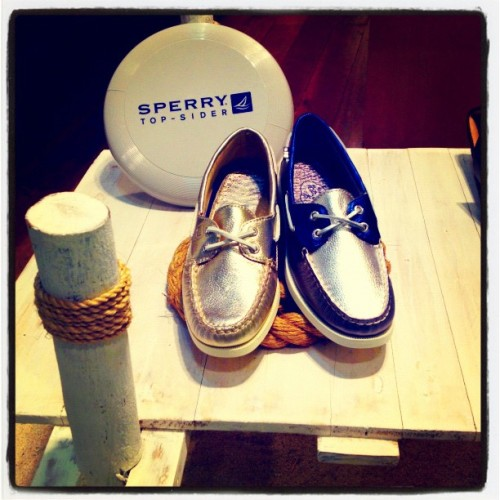 Shine in these metallic @SperryPH available at Complex Lifestyle Store ! 😎 #love #Sperry #shoes (Taken with Instagram)