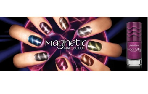 Magnetic Nail Colour See the review at http://sydneyfashionstylist.blogspot.com