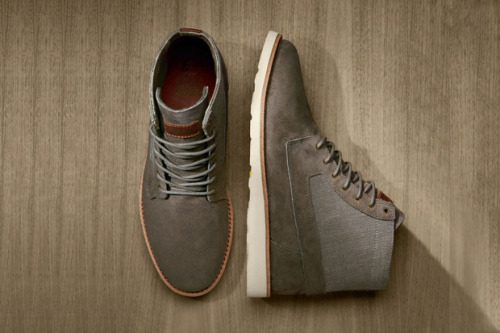 Vans OTW 2012 Fall/Winter Military Breton Boot http://bit.ly/RMFZcx