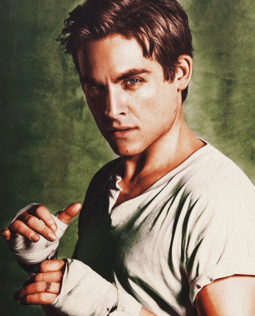 Kevin Zegers | 'Titanic: Blood & Steel'