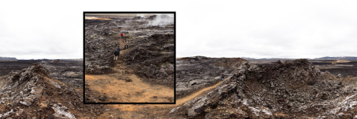 Virtual Tour: Exploring The Krafla Caldera Volcano from 1984 and Fissure Explosion Lava Flows from 1977-1984 Click the images to explore the virtual tour of the Krafla Caldera area which is considered the most dangerous volcanic part of Iceland.  Standing inside the volcano from 1984, lava flow from the fissure eruption can be seen all around:  Path around the caldera:  Vantage point from which you can see the various colors of different lava flows generated by approximately 34 different fissure explosions in the area since the last glacial period.  New workshop prices and dates for 2012 / Nové termíny a ceny kurzů pro rok 2012: All day individual panoramic photography course - 500 EURCelodenní individuální kurz panoramatické fotografie - 12500 Kč Group workshops / Skupinové kurzy: Group workshop for shooting, stitching and publishing of 360° panoramas - 90 EURKompletní kurz focení, skládání a publikování 360° panoramatických fotografií - 2200 Kč Feedback / Ohlasy: Feedback from workshop participants (Czech only)Ohlasy od účastníků kurzů Introduction for beginners / Úvod pro začátečníky: Introduction to panoramic photography (Czech only)Úvod do panoramatické fotografie - 360Kč  Photowalks in Prague - freeFotoprocházky v Praze - zdarma
