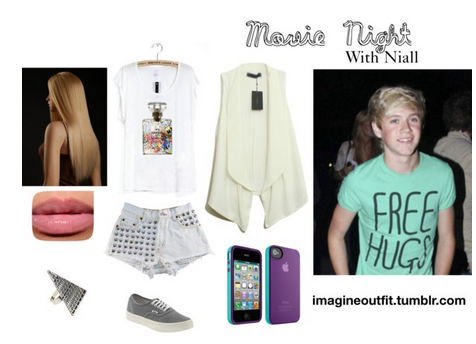 Movie Night With Niall - Imagine Outfits