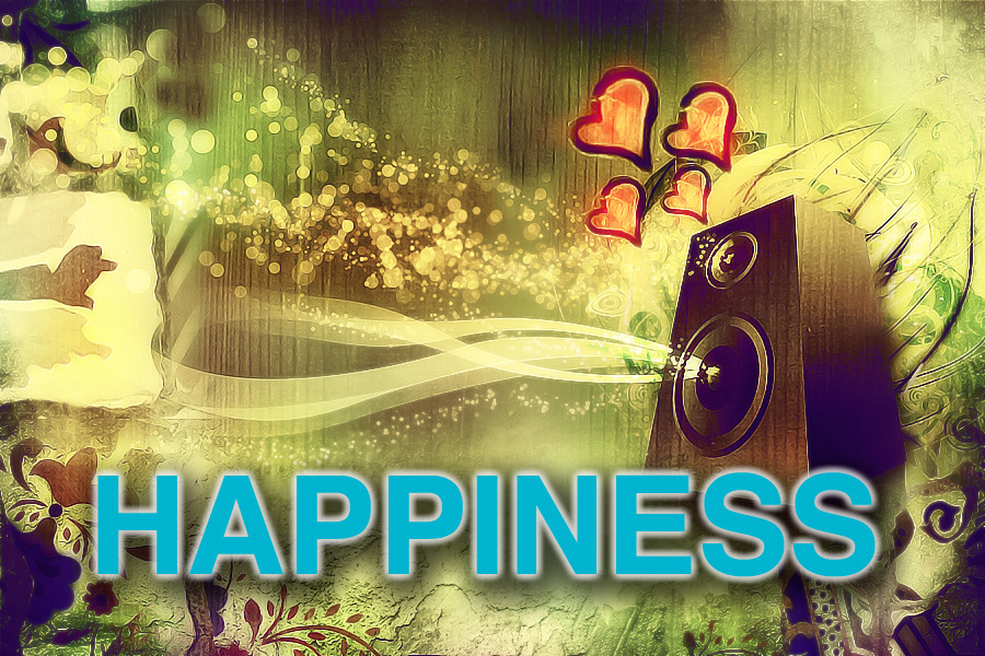 supaflyhappiness:  Happiness in Music