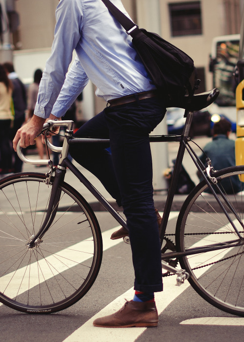 meninthistown:  Spring wheels.