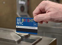 "Christina Chaey reports: ""The MTA's iconic blue-and-gold MetroCard, wielded daily by 8.5 million New York City public transit riders, is getting a new look, brought to you by retail stores around the city who are turning your transit card into a coupon.  Starting this week, NYC riders will start seeing branded cards featuring coupons or promotions from retail stores. Gap, for example, is using the MetroCard's real estate to promote its newly remodeled flagship retail store in Chelsea. It's also offering MTA riders 20% off through November 18 when they present their Gap-branded MetroCards at any retail location."""