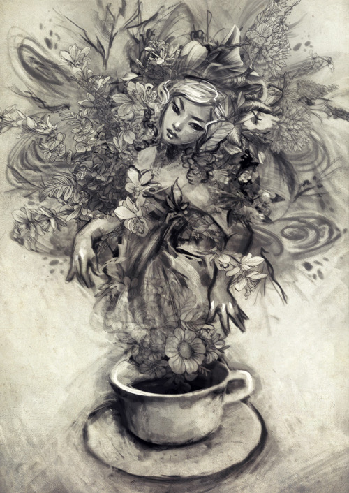 Tea Time by *vinegar