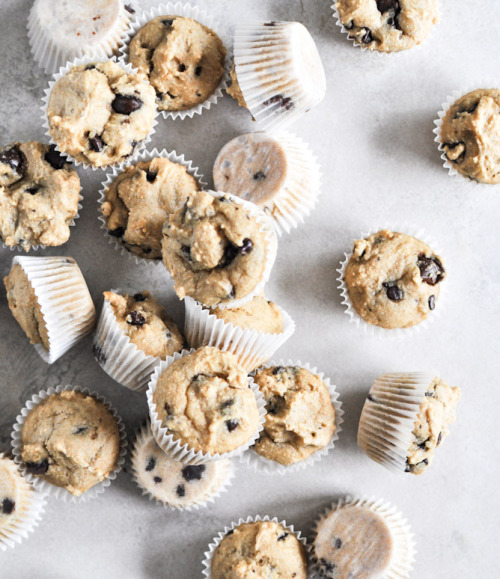 these whole wheat chocolate chip muffins should probably happen soon…