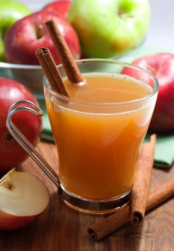 lusttodust:   Wassail  Ingredients:1 gallon cider (hard or non-alcoholic)6 cinnamon sticks2 teaspoons allspice, whole1 teaspoon each clove and ground nutmegTart apples (I use about 3)Makes a lot of Wassail! Perfect to make on a cold winter day.Instructions:Put clove and allspice in a mesh bag or tea ball. Place all ingredients in a large pot and heat until the apples burst. Serve immediately, and it's as easy as that.  Oh My God, Cinnamon for Halloween!