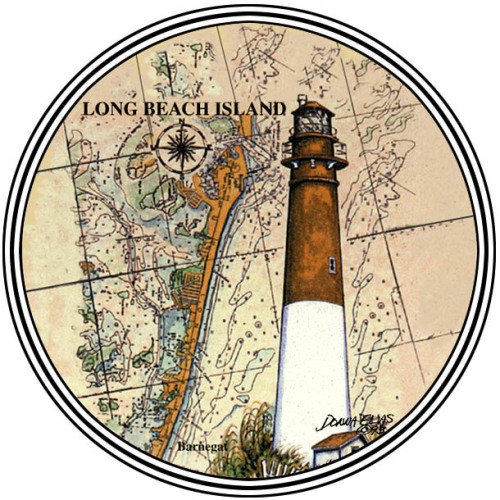 Barnegat Light, Long Beach Island, New Jersey