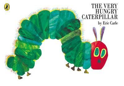 The Very Hungry Caterpillar classic childrens book