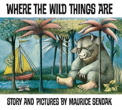 Where the Wild Things Are classic childrens book