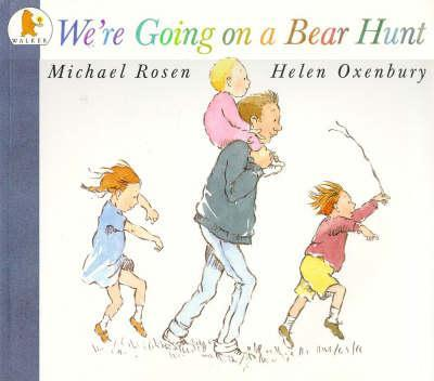 Classic childrens book we're going on a bear hunt