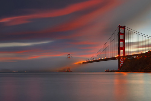 Golden Gate Bridge - The Passageway by PatrickSmithPhotography on Flickr.