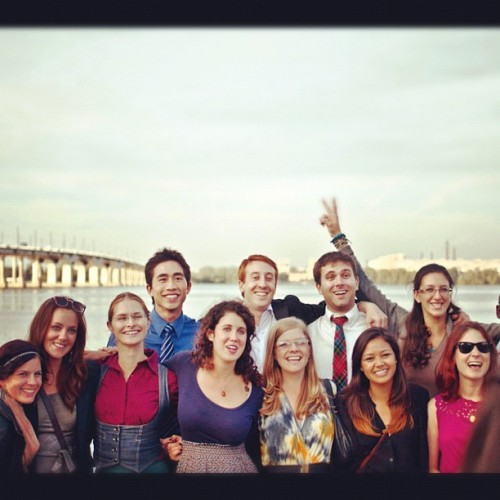 Group 40 #newyear #dnepro #river #ukraine #peacecorps (Taken with Instagram at Набережная)
