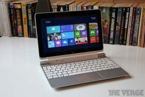 Acer Iconia W510 preview: a week with a true Windows 8 PC
