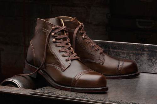 Wolverine Special Edition 744LTD Shell Cordovan Boot (no. 449)