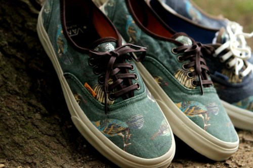 "Vans Authentic CA 59 Era ""Birds"" Pack @ Kith NYC http://www.facebook.com/DressShoesandSneaker"