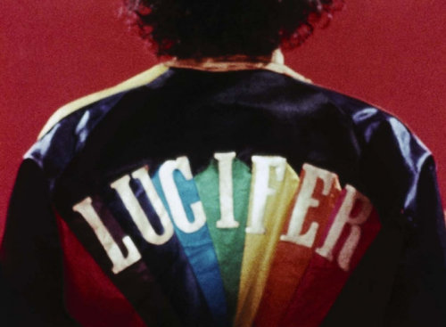 KENNETH ANGER, LUCIFER (LESLIE HUGGINS)