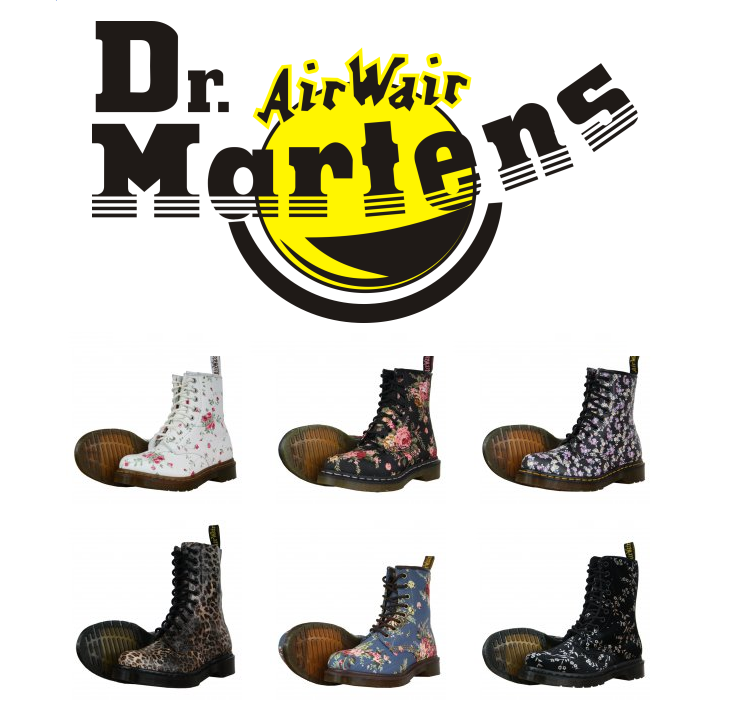 Brand New Dr Martens! Click here to be redirected to our online store! For our latest offers and new arrivals to our online stores follow us on: