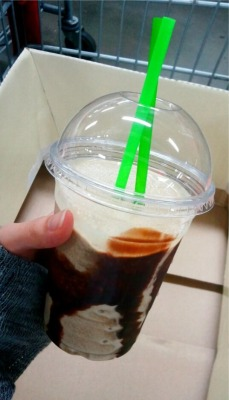 Costco mocha freeze