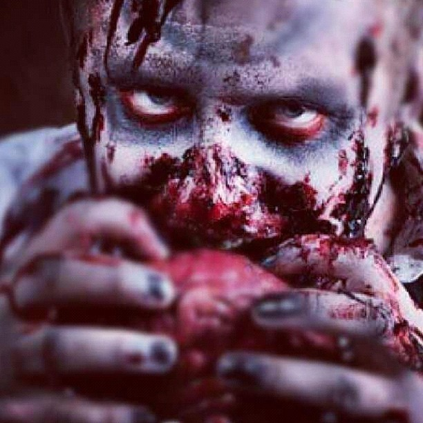 Its coming soon…and Im prepared… #zombie #apocalypse #december252012 (Taken with Instagram)