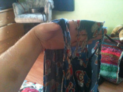 At what point should I be concerned with how torn my Mario boxers are?