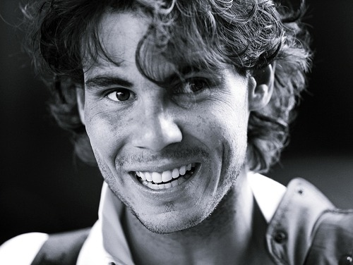 I miss you Rafa, get well soon. We love you, proud to be a rafan. ♥