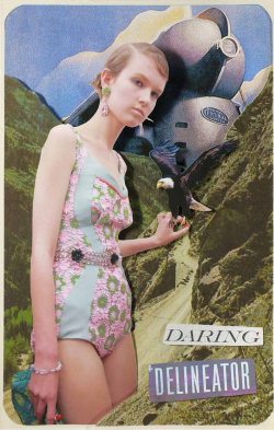 dormanta:  Prada Fantasy Lookbook Spring/Summer 2012