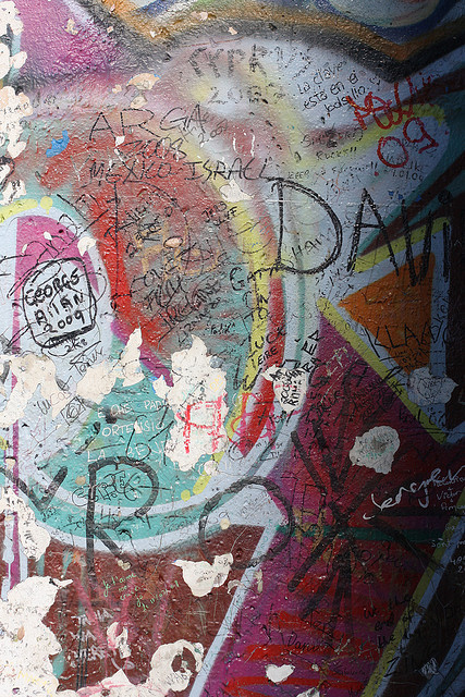 Berlin Wall on Flickr.