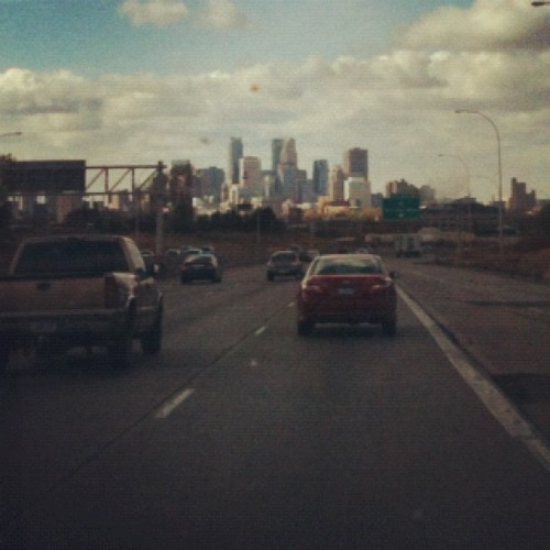 In Minneapolis. Show is tonight at Cedar Cultural Center (Taken with Instagram)