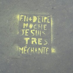 #quotation #streetart #paris #humour #french