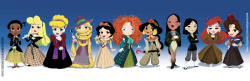 Princess Time Lords Pocket Princesses will not be seen this week. The girls are currently at New York Comic Con, cosplaying along with everyone else.