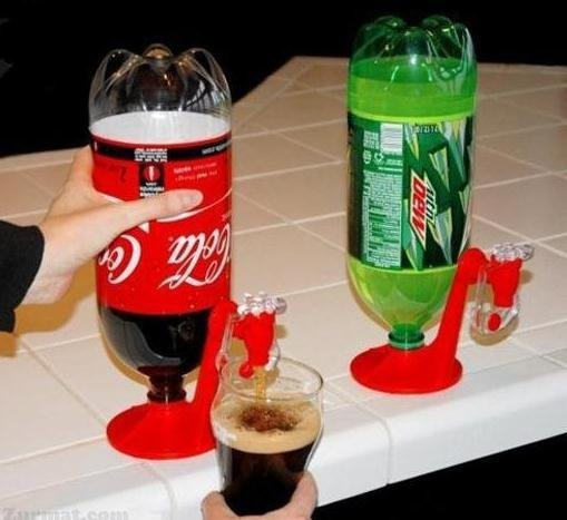 2 Liter Drink Dispenser Sold on Amazon.