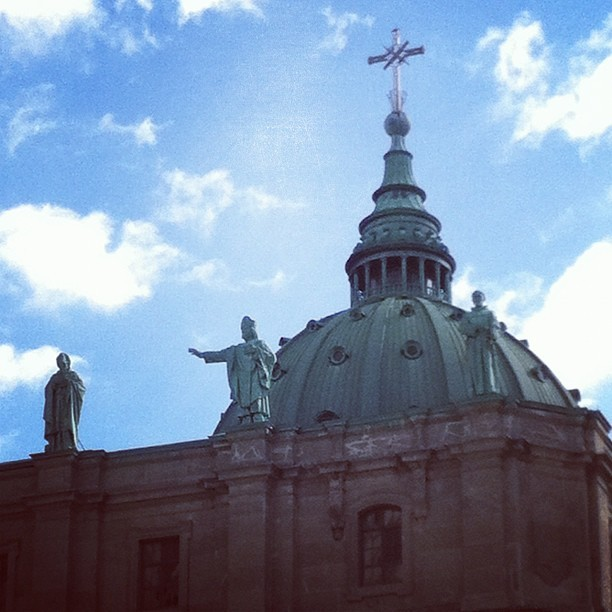 Montreal, Quebec (Taken with Instagram)