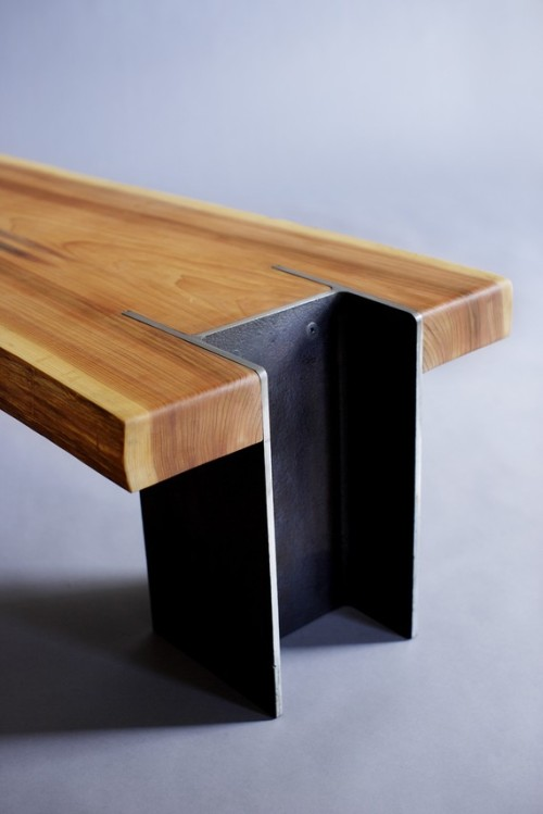 Stunning furniture details by Matthew Bietz (visit his shop at Quartertwenty)