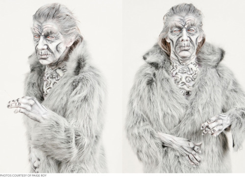 From Folklore to FX: Check out how Paige Roy made this evil book character from Clive Barker's Abarat come to life!