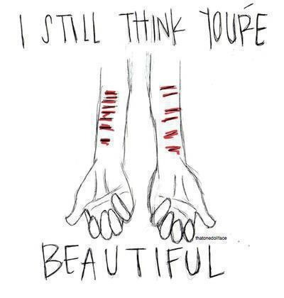 I still think your all beautiful