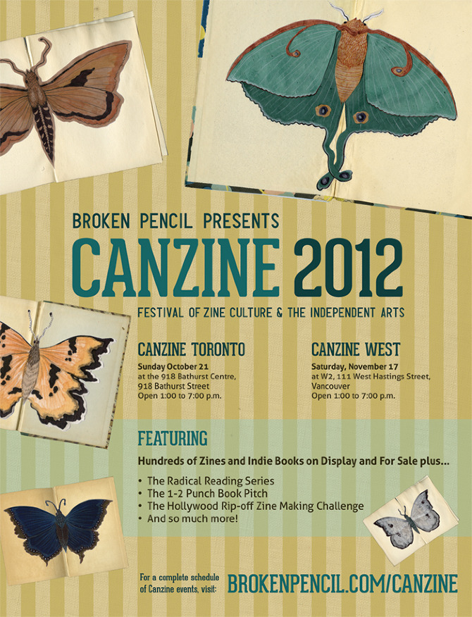"Canzine 2012 is an extra special year because me and my brother will have an art room! We are working right now like busy bees to make this space special. When: SUNDAY, OCTOBER 21 Where: 918 Bathurst Centre ""Cut From the Same Cloth"" marks the very first joint project between the Phan siblings in their adulthood. Reviving the lost collaborative spirit of their younger years, Jeannie and Emmett Phan reconstruct the environments that birthed their creative partnership in a visual installation. Mysteries under blankets reemerge with flashes of light and shadow and nativity and wonder are re-explored through handmade environments. Hope to see you there!"