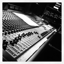 PAC sound booth.   (Taken with Instagram at Stockton Performing Arts Center)