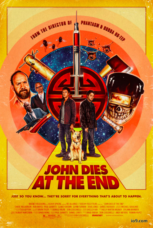 new John Dies at the End poster