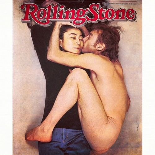 rollingstone:  #JohnLennon was born 72 years ago today on October 9th, 1940. Here he is with #YokoOno on the cover of Rolling Stone's January 22nd, 1981 memorial issue. Happy birthday John! (Taken with Instagram)